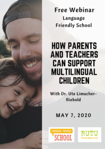 Webinar Role of Parents